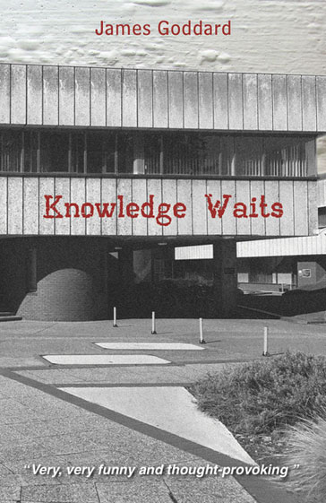 Knowledge Waits book cover - published by Zitebooks