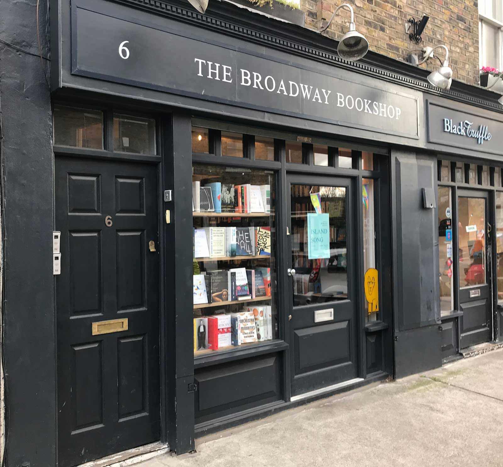 Broadway Bookshop London Fields