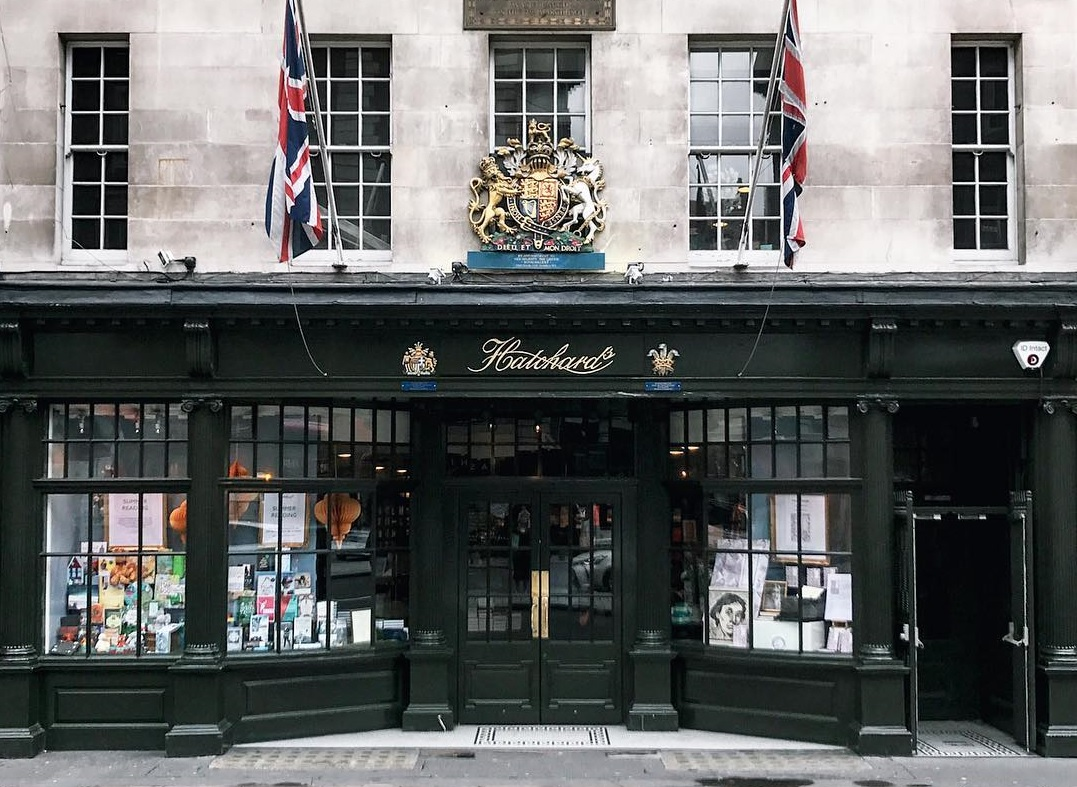Hatchards Bookshop
